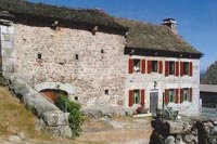 Gite Sainte Colombe De Peyre - 5 personnes - location vacances  n°28625