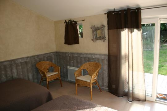 Gite 2 people Azay Sur Cher - holiday home  #28650