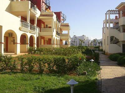 Appartement à Saidia pour  6 •   avec terrasse