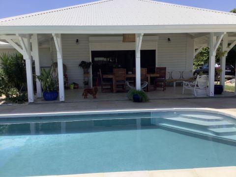 Gite 3 personnes Petit Bourg - location vacances  n°28687