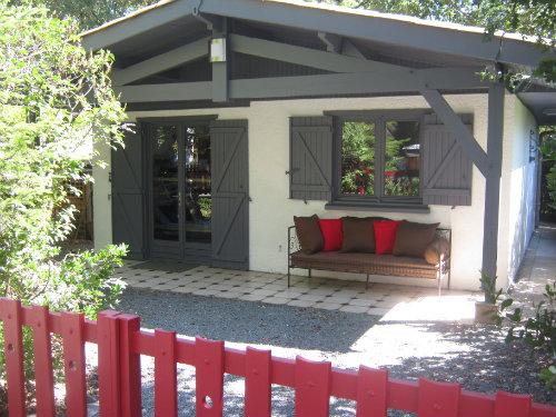 Maison Hourtin - 4 personnes - location vacances  n°28703