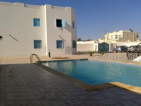 Appartement 5 personnes Midoune - location vacances  n°28757
