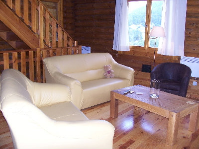 Chalet in St Pierre dels Forcats - Vacation, holiday rental ad # 28773 Picture #2