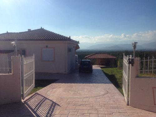 Maison à Nafplio pour  6 •   vue sur mer