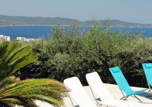 Appartement Cavalaire Sur Mer - 6 personnes - location vacances  n°28791