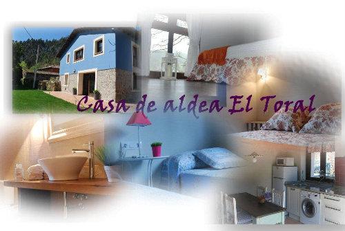Casa rural 4 personas Llanes - alquiler n°28815
