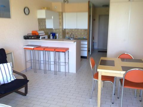 Studio in La Panne - Vacation, holiday rental ad # 28846 Picture #3