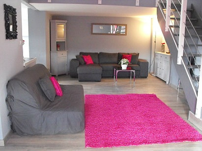Gite Campagne Les Hesdin - 8 personnes - location vacances  n�28875