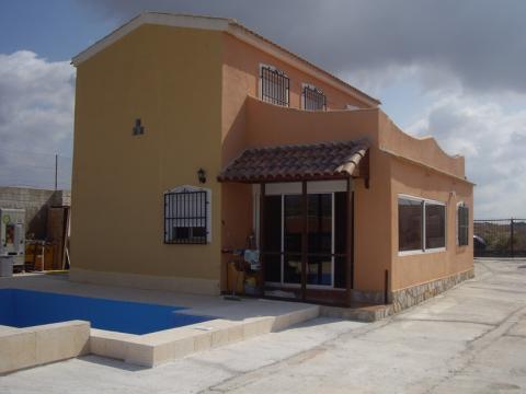 Casa de montaña 6 personas Alicante - alquiler n°28880