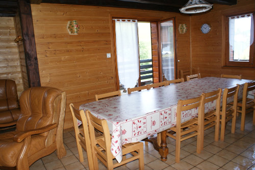 Chalet in La Bresse - Vacation, holiday rental ad # 28881 Picture #4