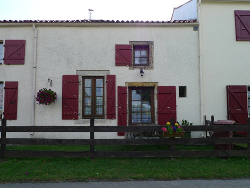 Gite in St juire champgillon for   4 •   animals accepted (dog, pet...)