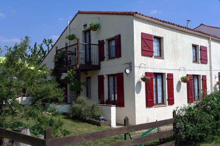 Gite St Juire Champgillon - 5 personnes - location vacances  n°28900