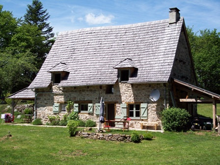 Farm in Cros - Vacation, holiday rental ad # 28914 Picture #0