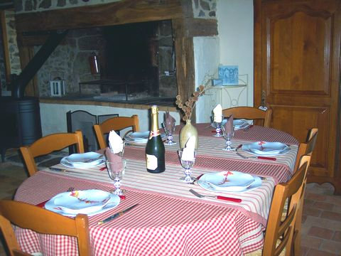 Farm in Cros - Vacation, holiday rental ad # 28915 Picture #4
