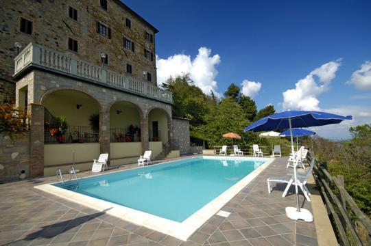 Appartement Montecastelli Pisano - 4 personnes - location vacances  n°28961