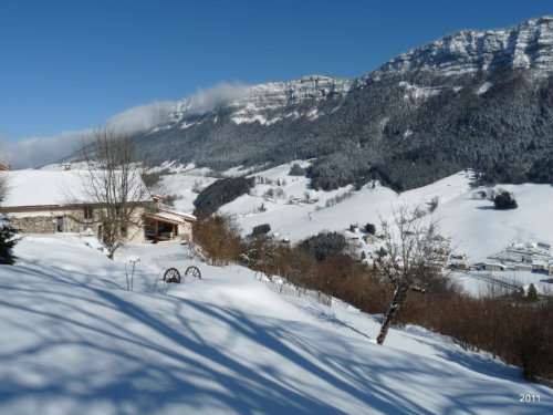 Farm in Rencurel - Vacation, holiday rental ad # 28968 Picture #1