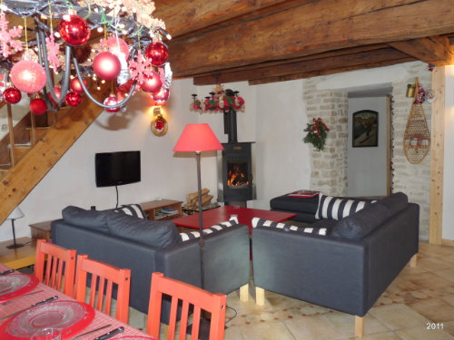 Farm in Rencurel - Vacation, holiday rental ad # 28968 Picture #4
