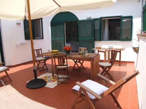 Haus in Vietri sul mare für  5 •   mit Terrasse