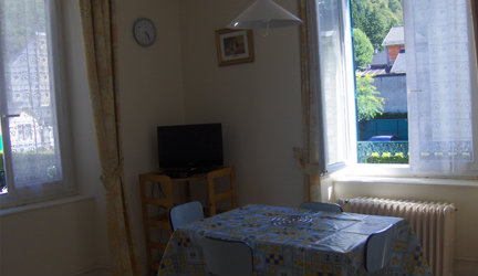 Appartement in Le mont-dore für  4