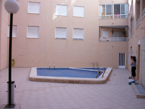 Flat in Torrevieja - Vacation, holiday rental ad # 29021 Picture #2