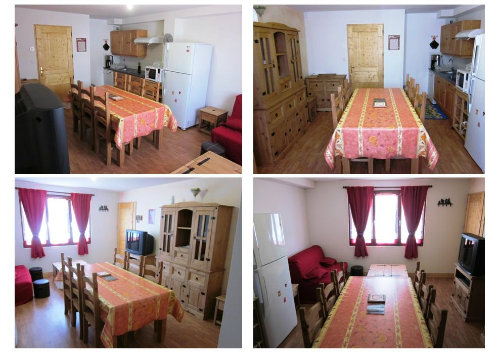 Flat in Albiez le Vieux - Vacation, holiday rental ad # 29024 Picture #2
