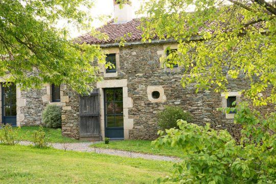 Gite St Maurice Des Noues - 12 personnes - location vacances  n°29051