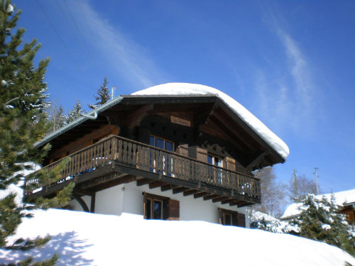 Chalet in Les collons voor  8