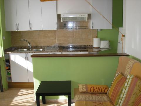 Apartamento Mataro - Moratin - 3 personas - alquiler n°29097