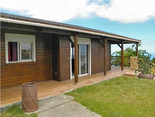 Maison Les Avirons-le Tevelave - 4 personnes - location vacances  n°29108