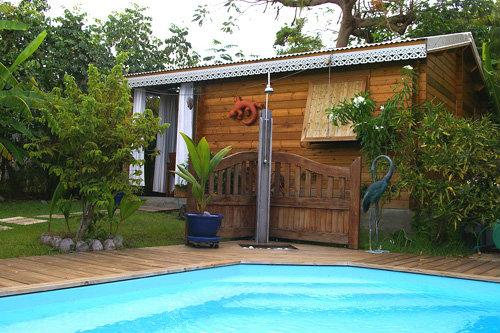 Gite 4 personnes Sainte-anne - location vacances  n°29109