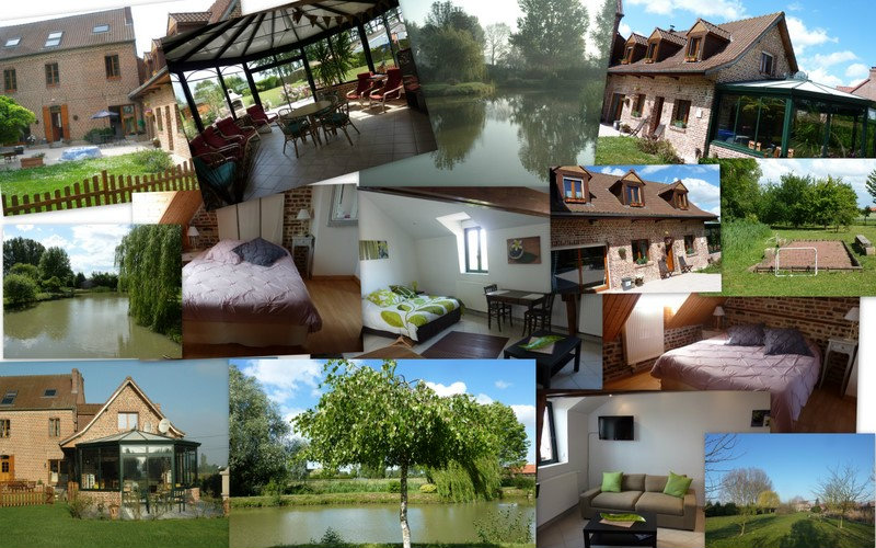 Gite La Couture - 12 people - holiday home  #29113