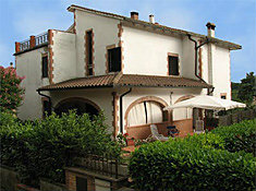 Maison Monticiano - 7 personnes - location vacances  n°29118