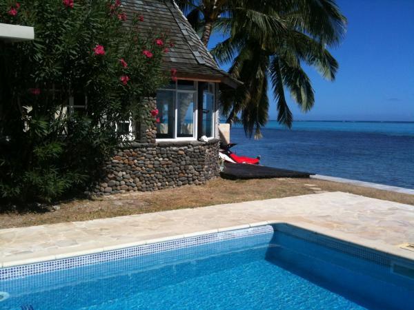 Maison Moorea - 8 personnes - location vacances  n°29123