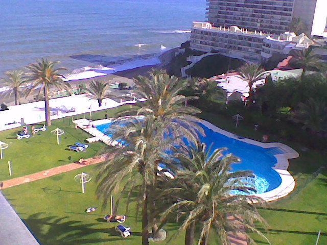 Flat in Torremolinos (malaga) for rent for  3 people - rental ad #29161