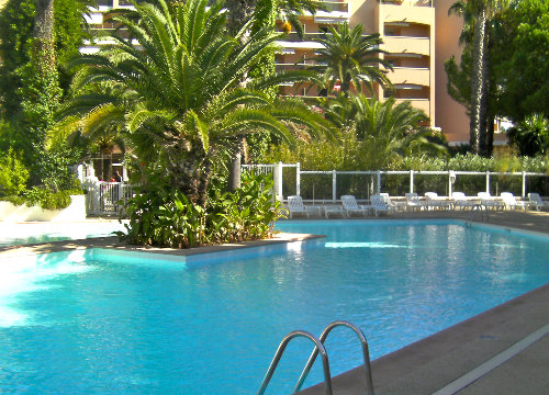 Flat in Juan-les-pins for   4 •   access for disabled    #29247