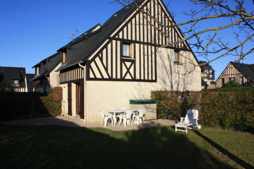 House in Cabourg - Vacation, holiday rental ad # 29259 Picture #0