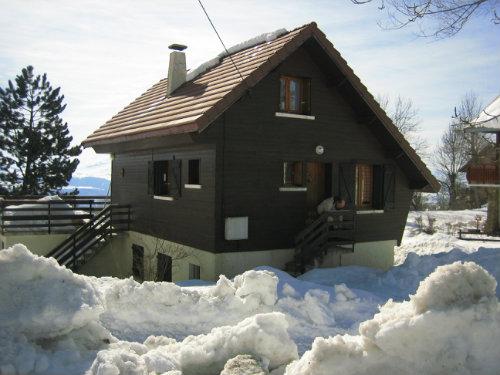 Chalet Saint Michel De Chaillol - 8 personnes - location vacances