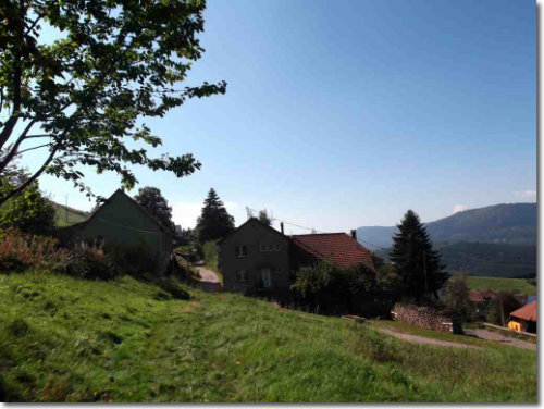 Ferme Solbach - 3 personnes - location vacances