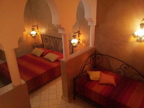 Chambre d'hôtes Safran Taroudant - 4 personnes - location vacances  n°29310