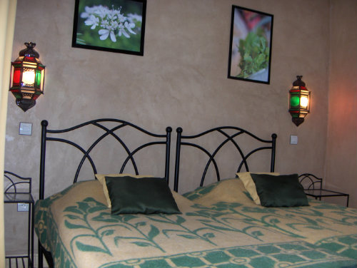 Zimmer mit Frühstück Coriandre Taroudant - 2 Personen - Ferienwohnung N°29316