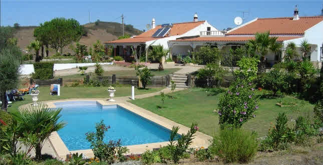 House Sao Marcos Da Serra - 4 people - holiday home  #29336