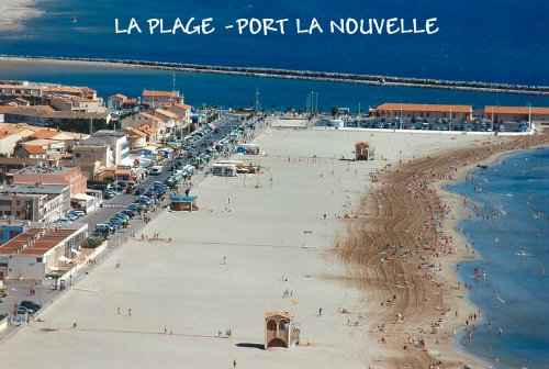 Flat in port la nouvelle for rent for 4 people rental ad 29371 - Windfinder port la nouvelle ...