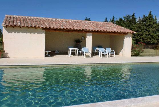 Monteux -    mit privat Schwimmbad