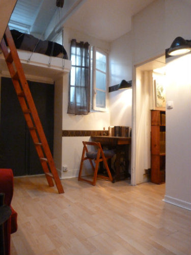 Studio in Paris - Vacation, holiday rental ad # 29390 Picture #4