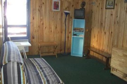Appartement à Guzet-neige pour  5 •   1 chambre