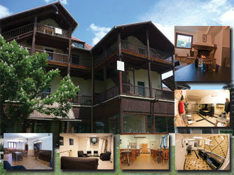 Chalet Aiguilles - 30 personnes - location vacances  n°29446