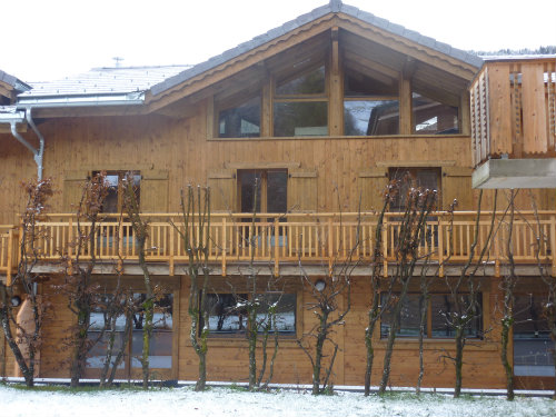Chalet in Morzine - Vacation, holiday rental ad # 29462 Picture #0