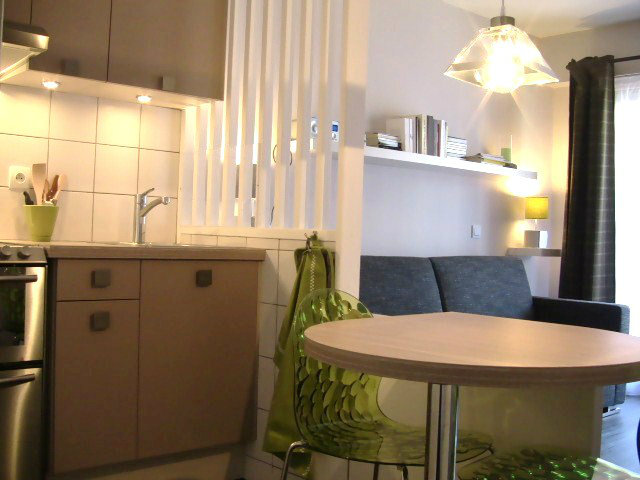 Studio Aix Les Bains - 2 people - holiday home  #29479