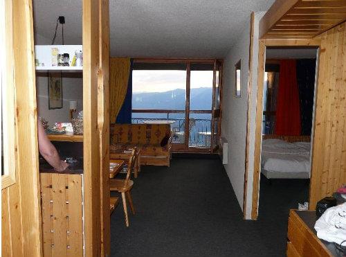 Apartamento 6 personas Arcs 1800 - alquiler n°29505