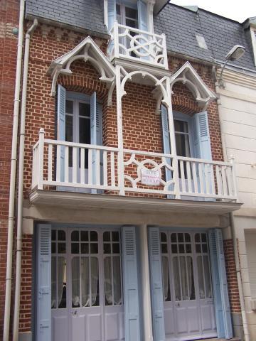 Gite Le Tréport - 4 personnes - location vacances  n°29544
